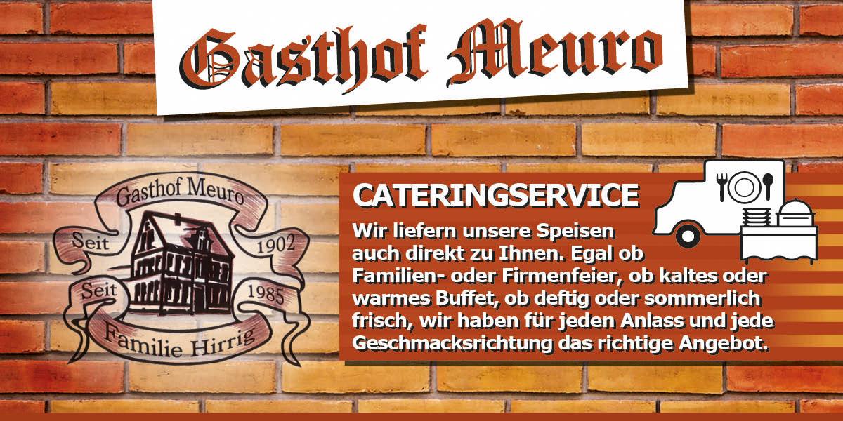 Gasthof Meuro Catering und Lieferservice